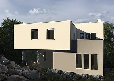 Obiteljska kuća T